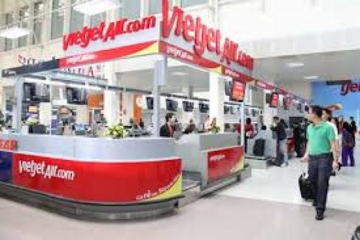 Đại lý vé máy bay cấp 1 của VietJet Air