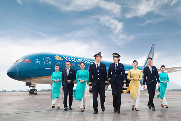 Đại lý cấp 1 Vietnam Airlines tại Hà Tĩnh